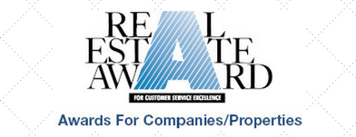 National Multifamily Customer Service Award.