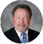 Mike Tracey, President of San Antonio Hospital Foundation.