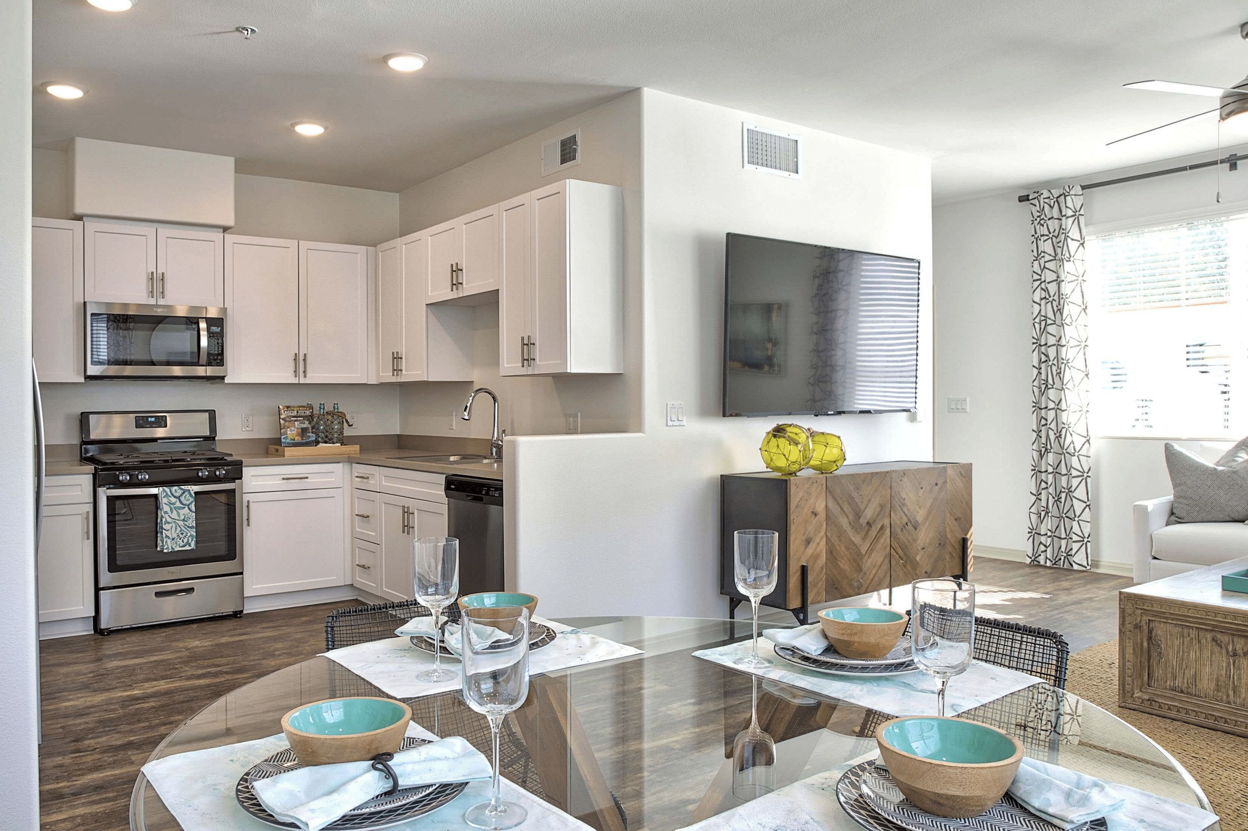 Best Apartment Kitchens In Chino Hills Lewis Group Of